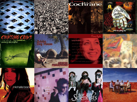 12 Albums That Stuck With Me