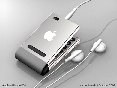 2005 iPhone concept