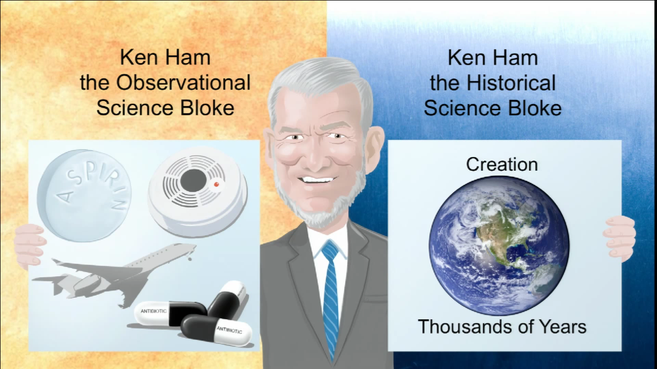 Ken Ham likes having cartoons of himself drawn (part 4).