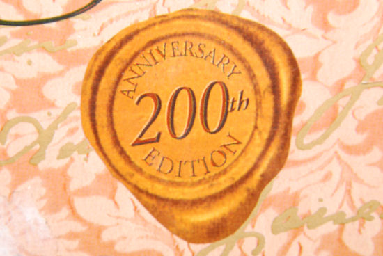200th Anniversary Edition