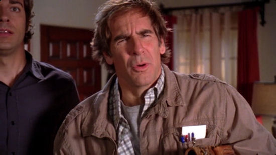 Scott Bakula in Chuck saying Oh Boy