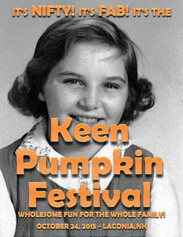 Nifty Fab Keen Pumpkin Festival