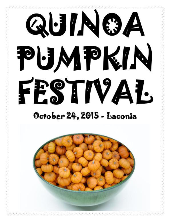 Quinoa Pumpkin Festival