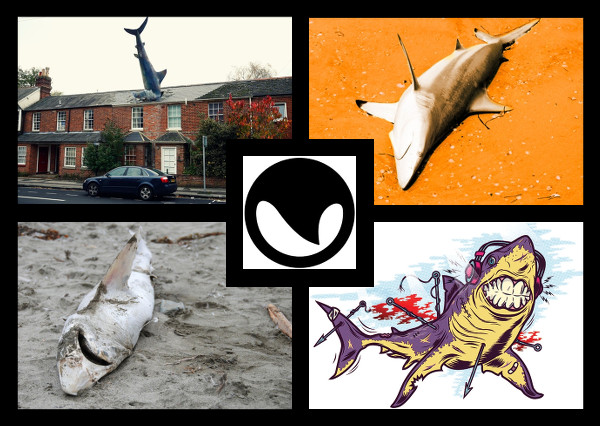 Grooveshark collage